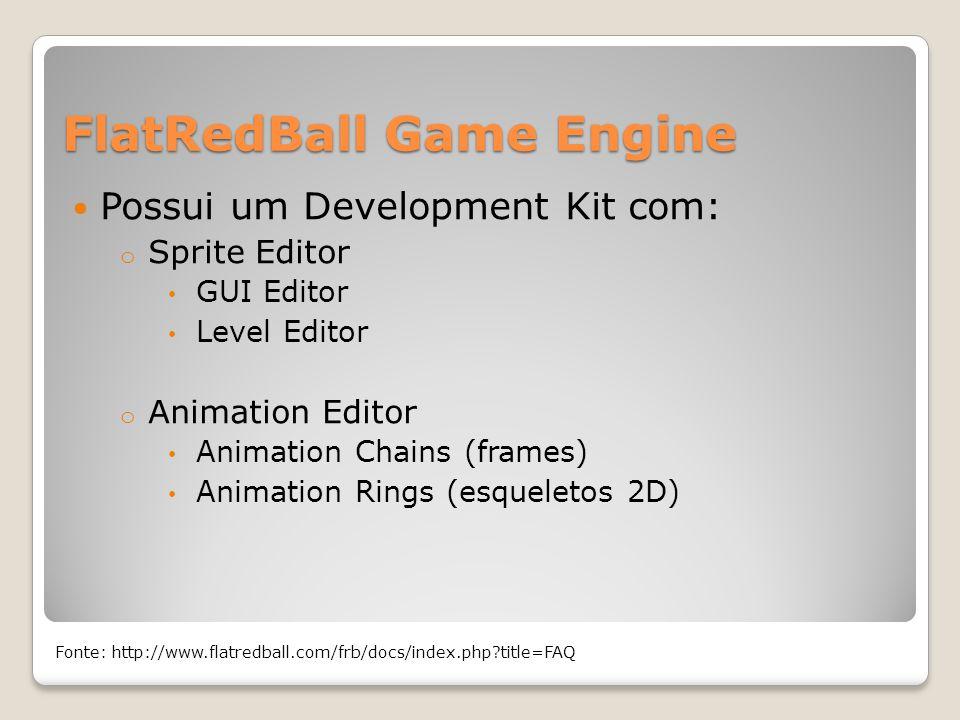 FlatRedBall Game Engine