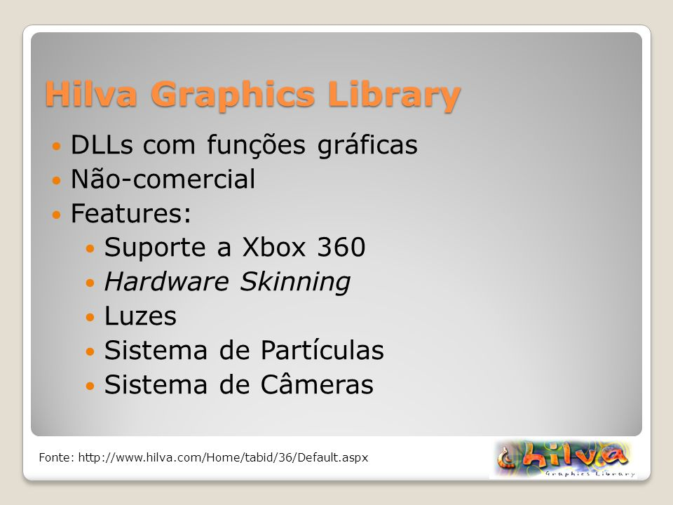 Hilva Graphics Library