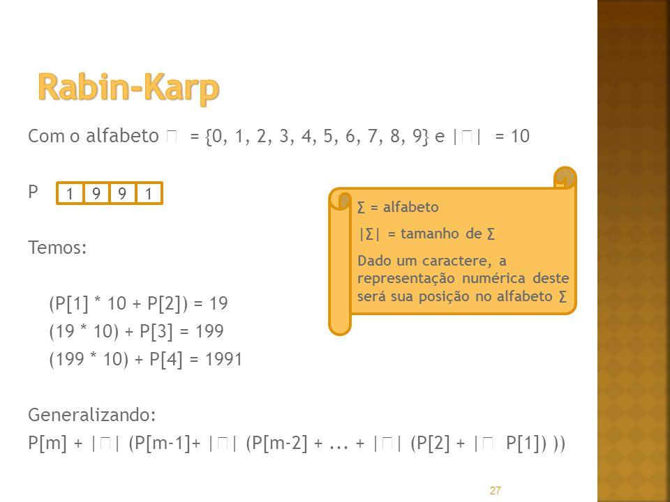 Rabin-Karp