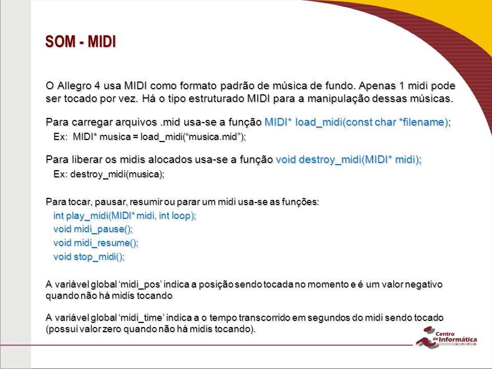 SOM - MIDI