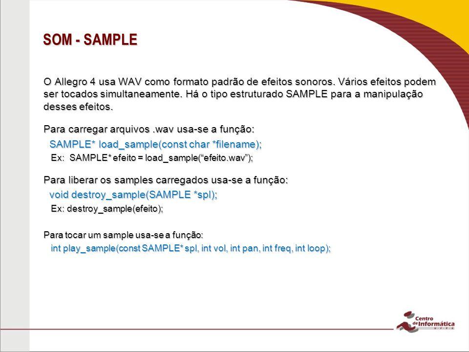 SOM - SAMPLE