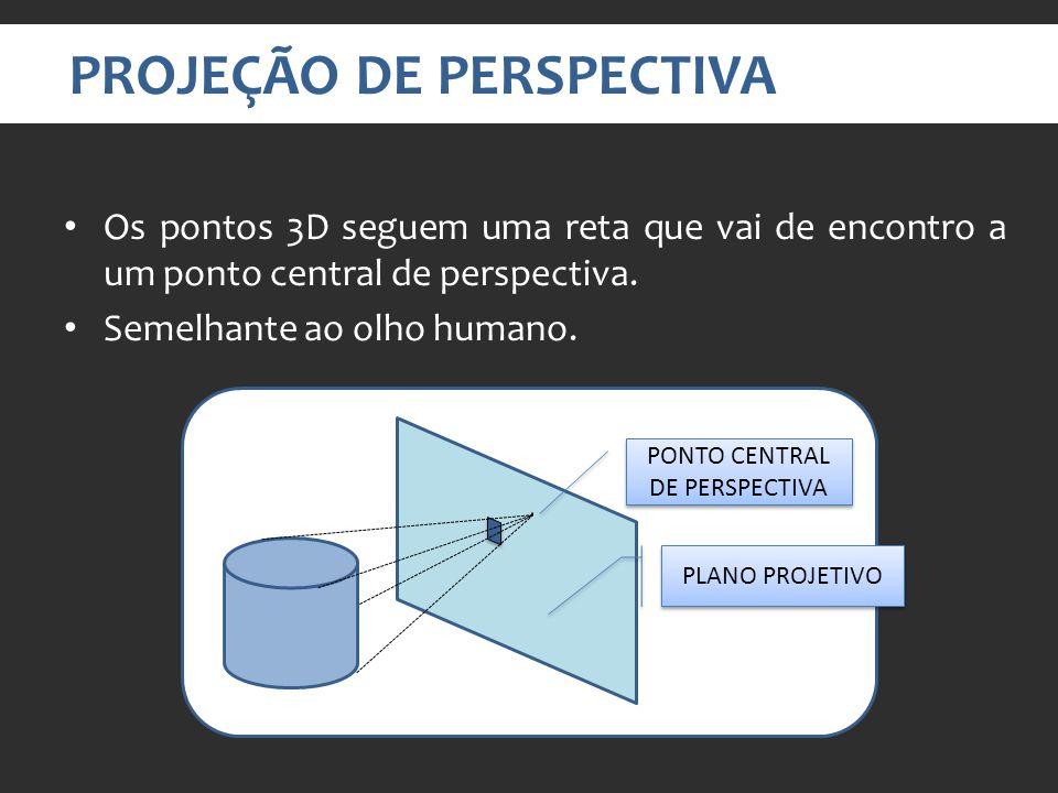 PONTO CENTRAL DE PERSPECTIVA
