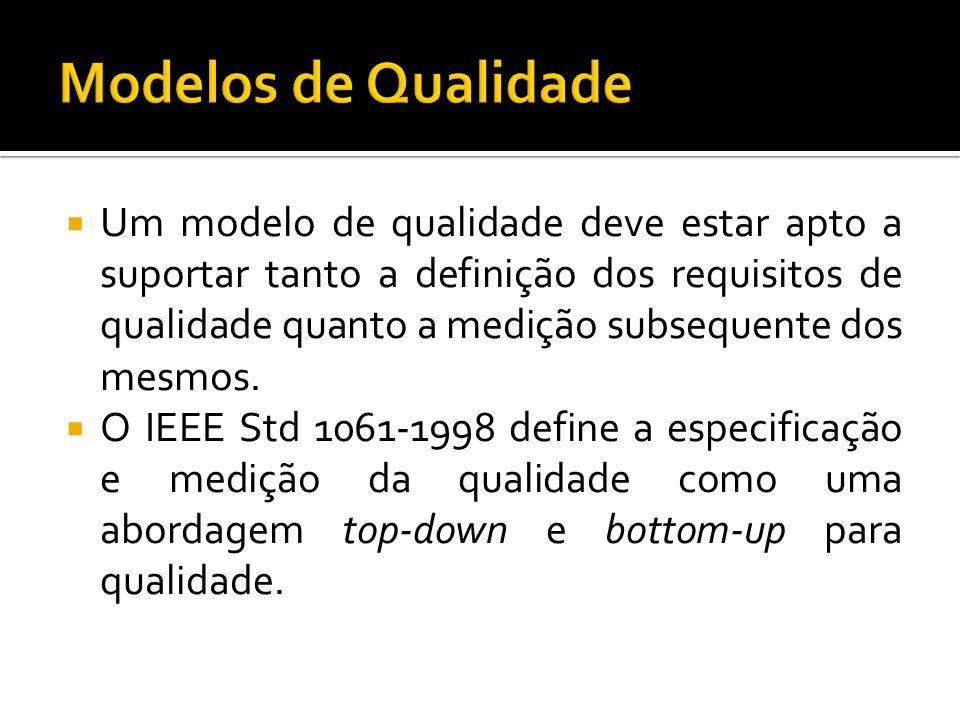 Modelos de Qualidade