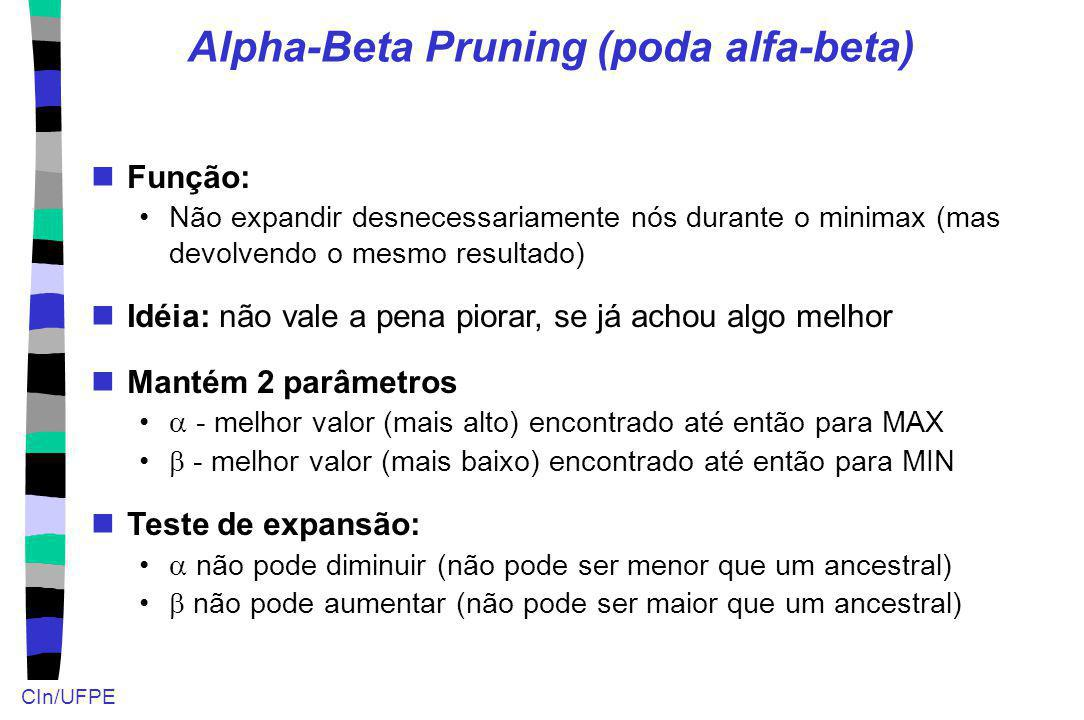 Alpha-Beta Pruning (poda alfa-beta)