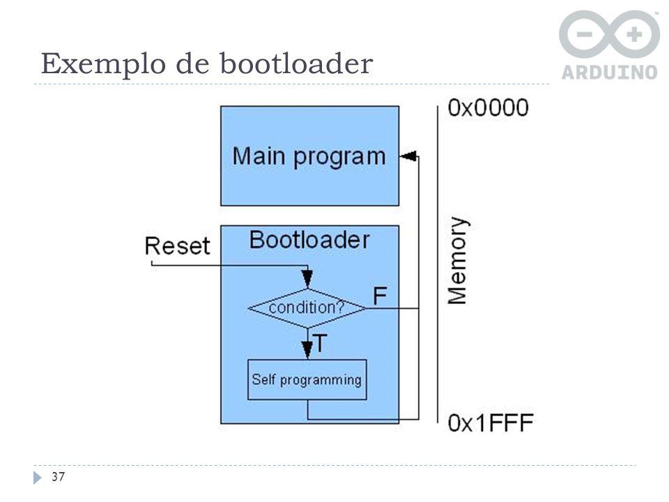 Exemplo de bootloader