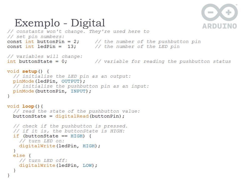 Exemplo - Digital