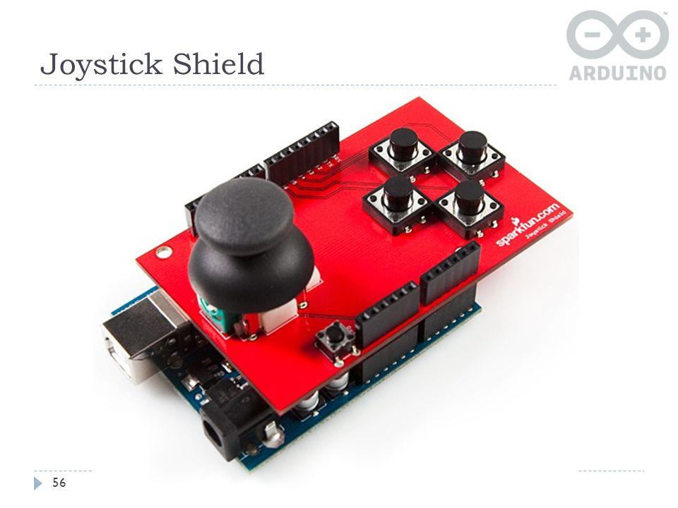 Joystick Shield
