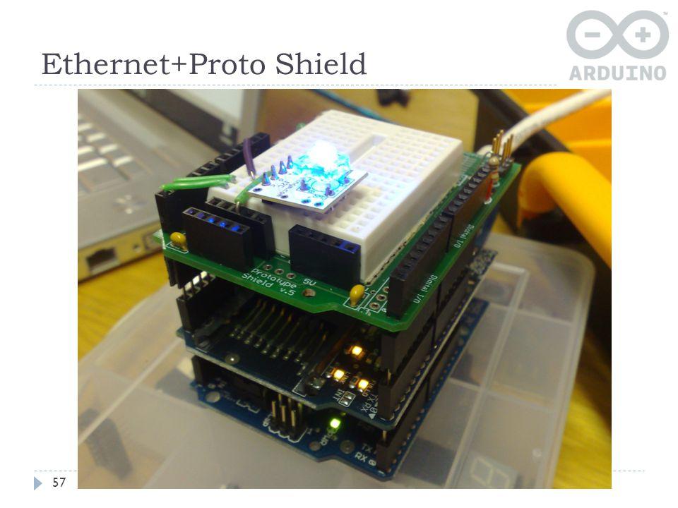 Ethernet+Proto Shield