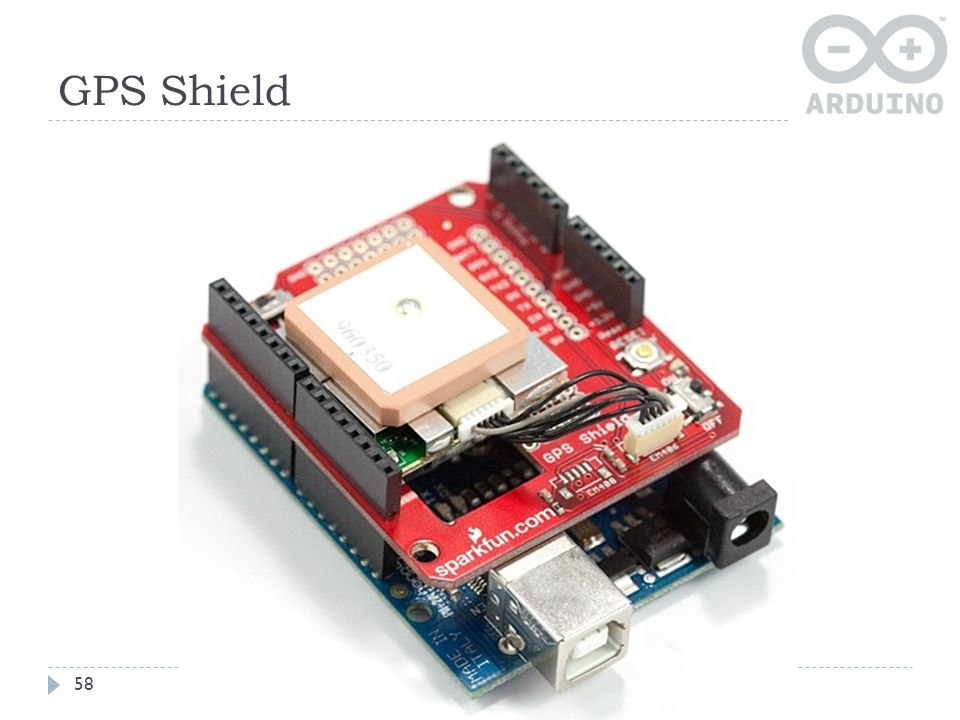 GPS Shield