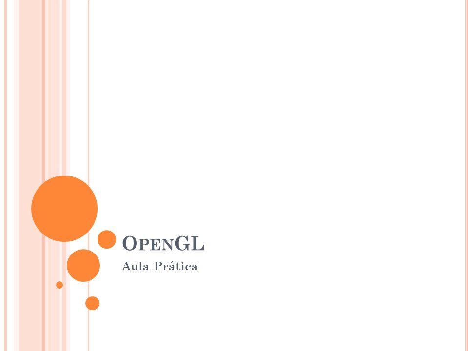 OpenGL Aula Prática