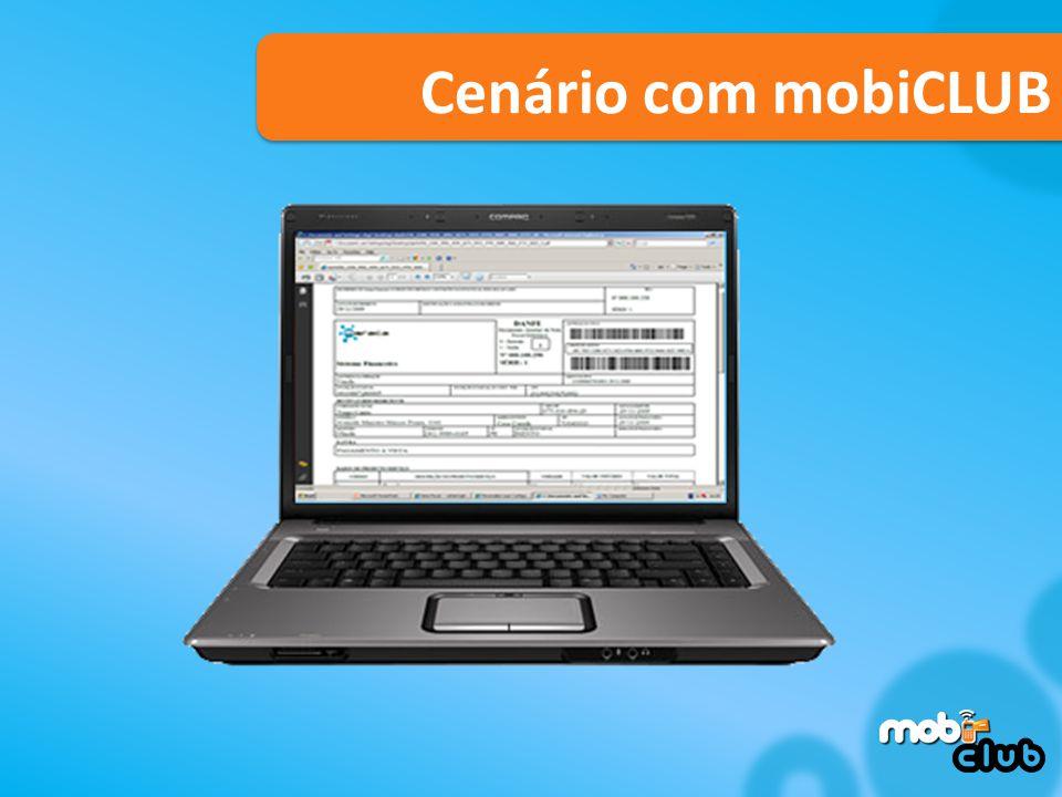 Cenário com mobiCLUB José COLOCAR UMA NOTA COM A RESOLUÇÃO MAIOR!