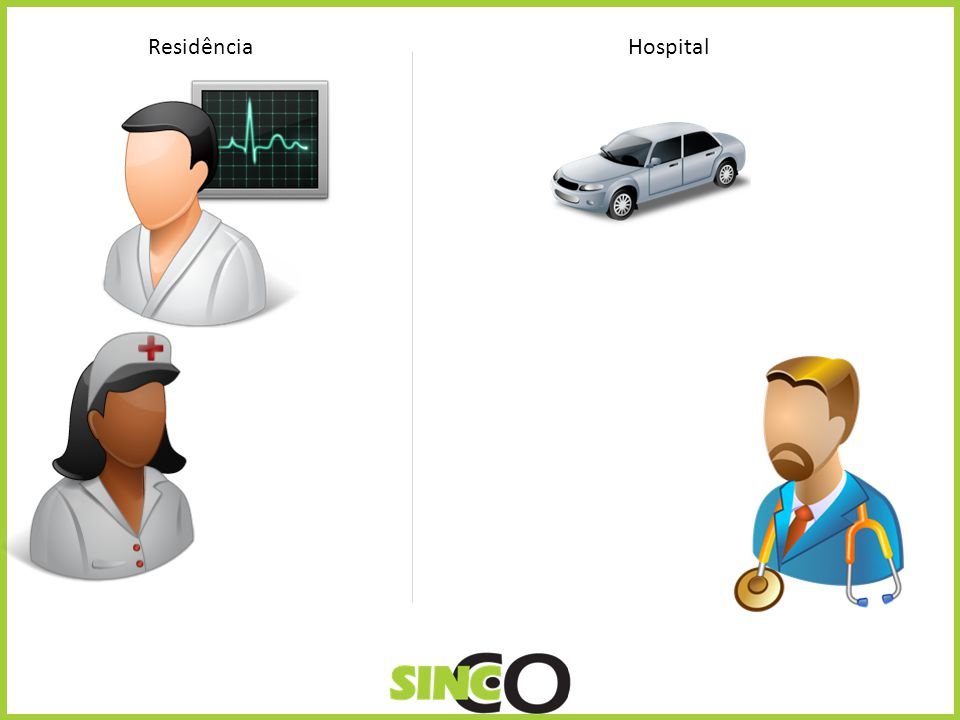 Residência Hospital