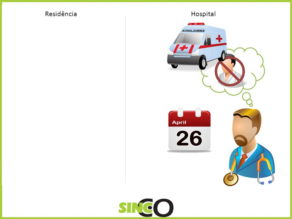 Residência Hospital !