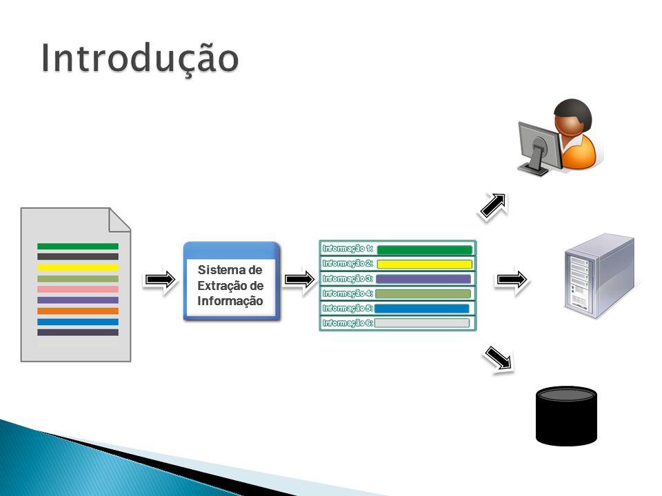 Sistema de Extração de Informação