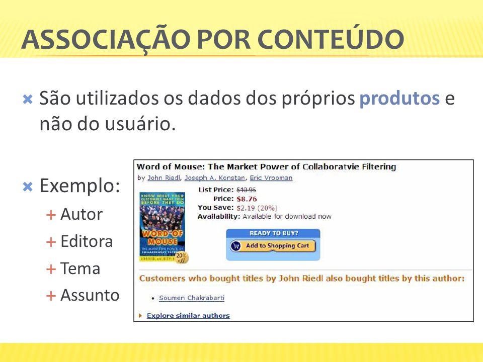 Associação por conteúdo