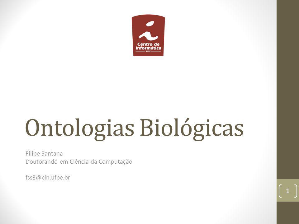 Ontologias Biológicas