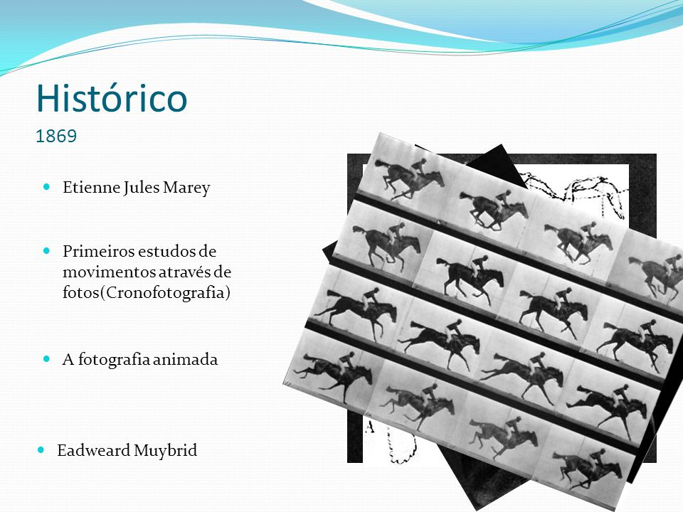 Histórico 1869 Etienne Jules Marey