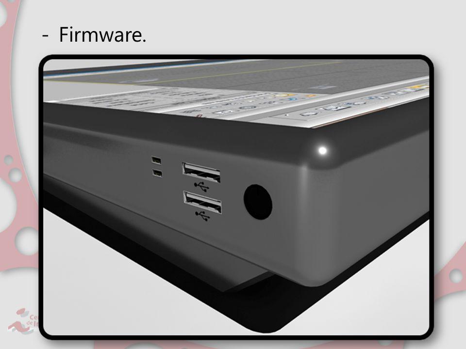 Firmware.