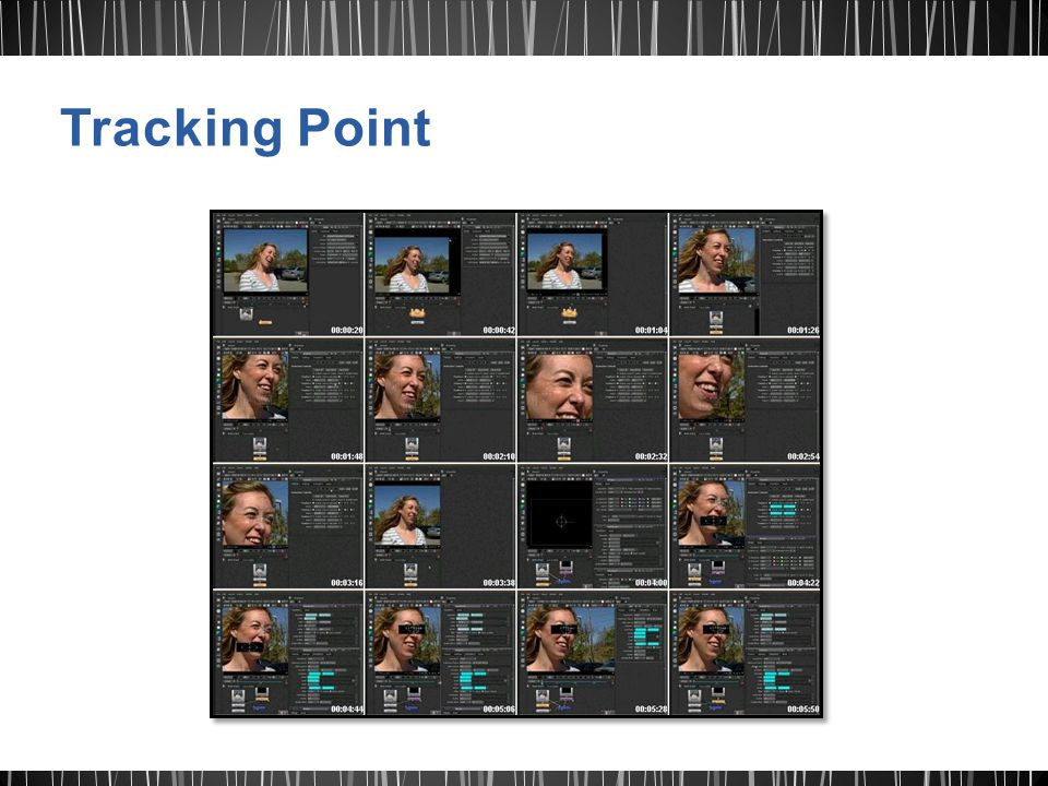 Tracking Point