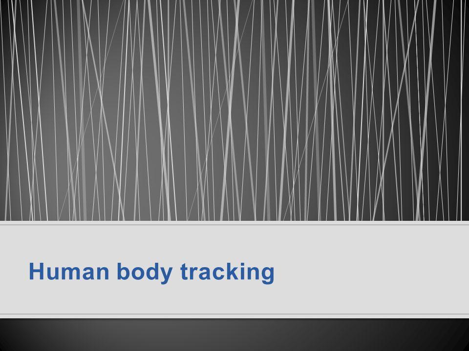 Human body tracking