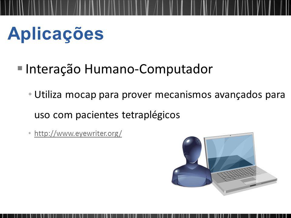 Aplicações Interação Humano-Computador