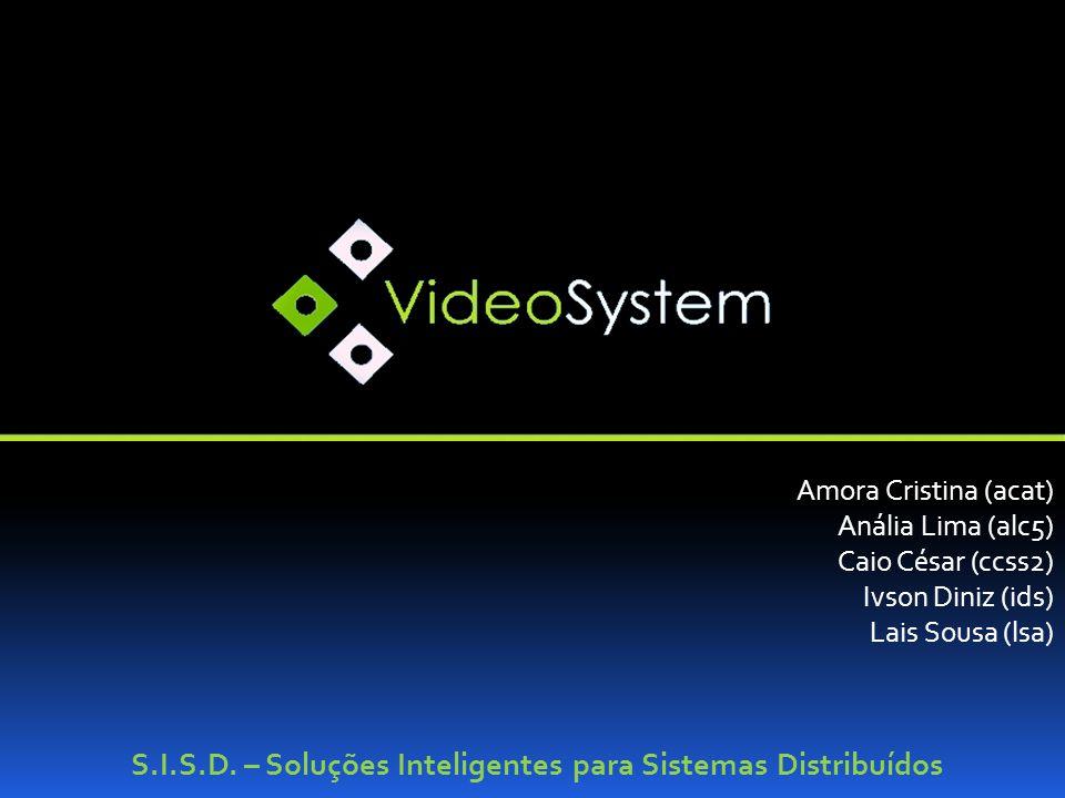 S.I.S.D. – Soluções Inteligentes para Sistemas Distribuídos