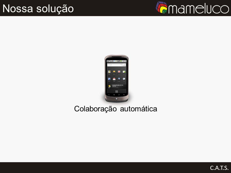 Colaboração automática