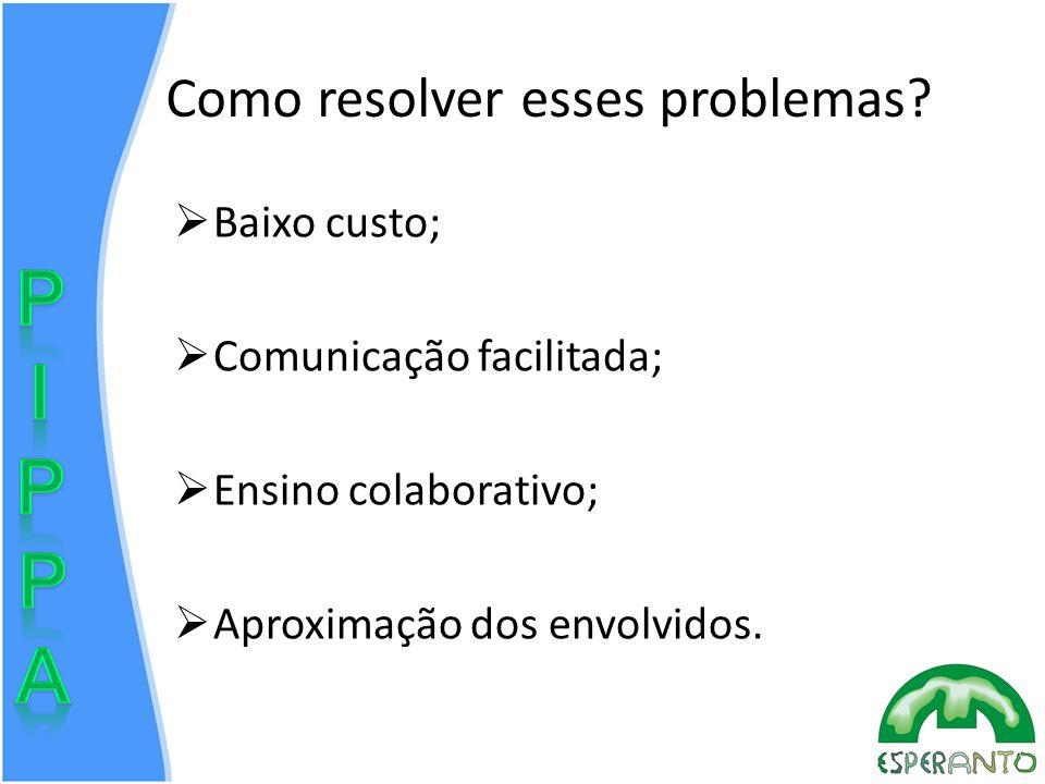 Como resolver esses problemas