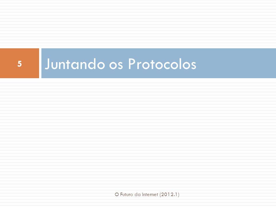 Juntando os Protocolos