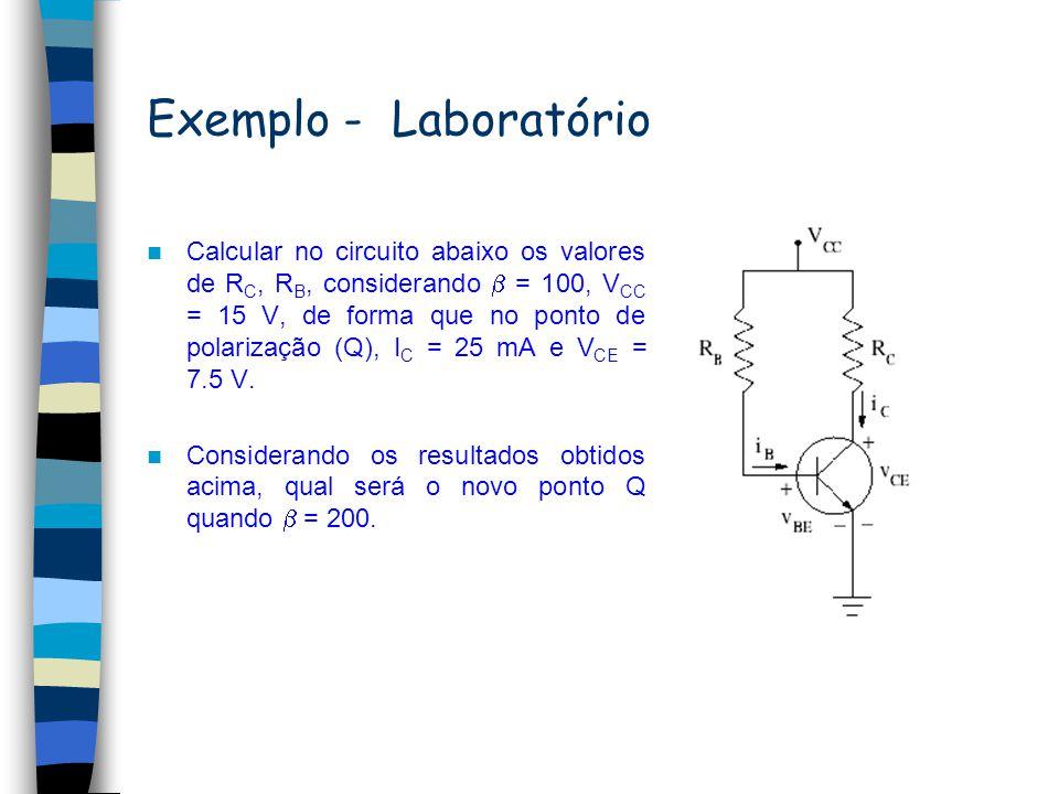 Exemplo - Laboratório