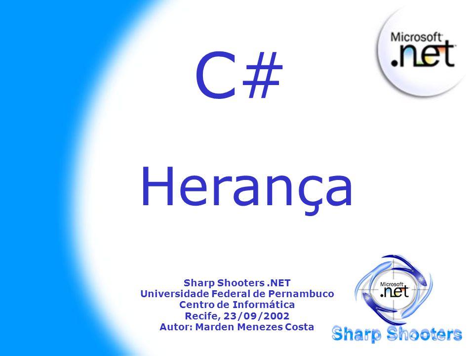 C# Herança.