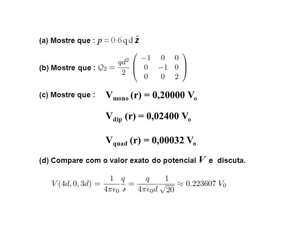Vmono (r) = 0,20000 Vo Vdip (r) = 0,02400 Vo Vquad (r) = 0,00032 Vo