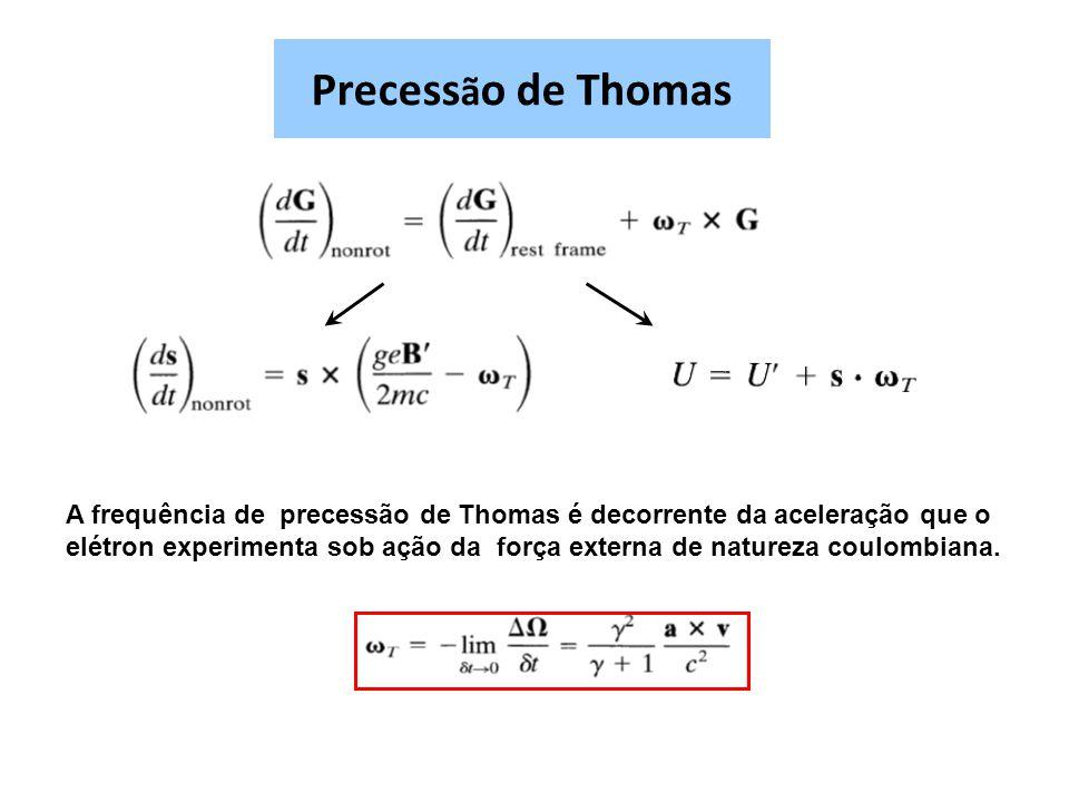 Precessão de Thomas