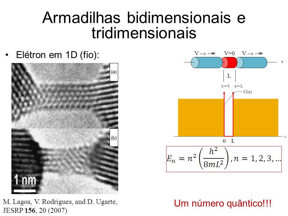 Armadilhas bidimensionais e tridimensionais