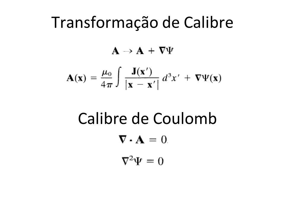 Transformação de Calibre