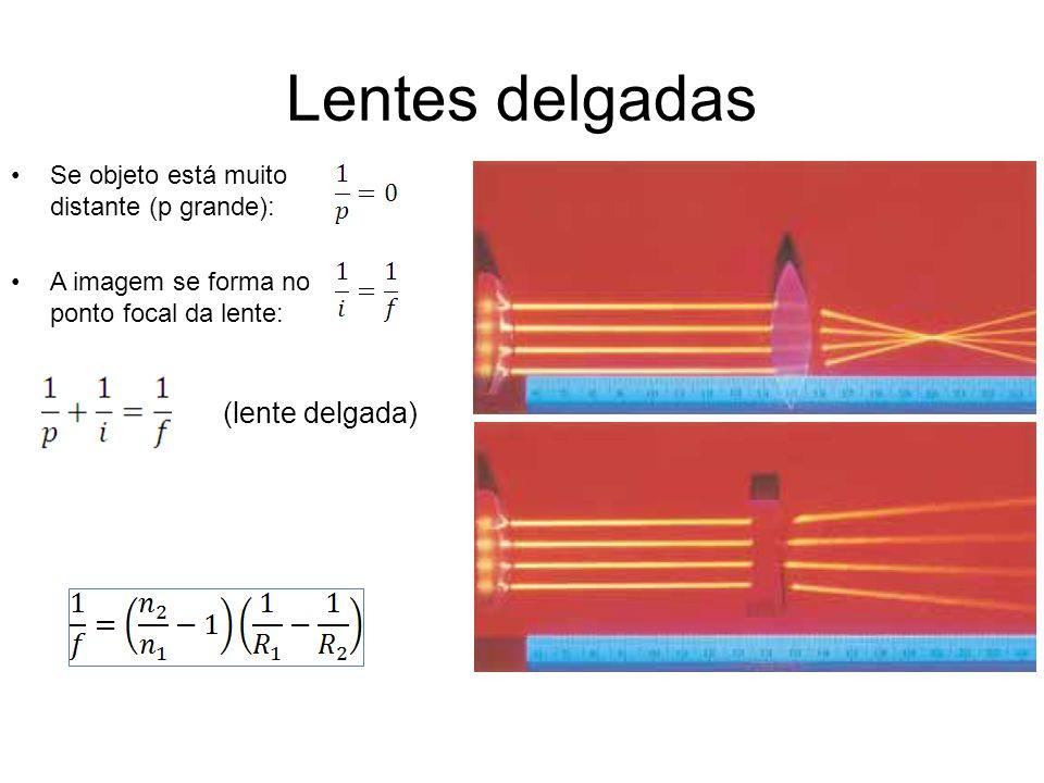 Lentes delgadas (lente delgada)