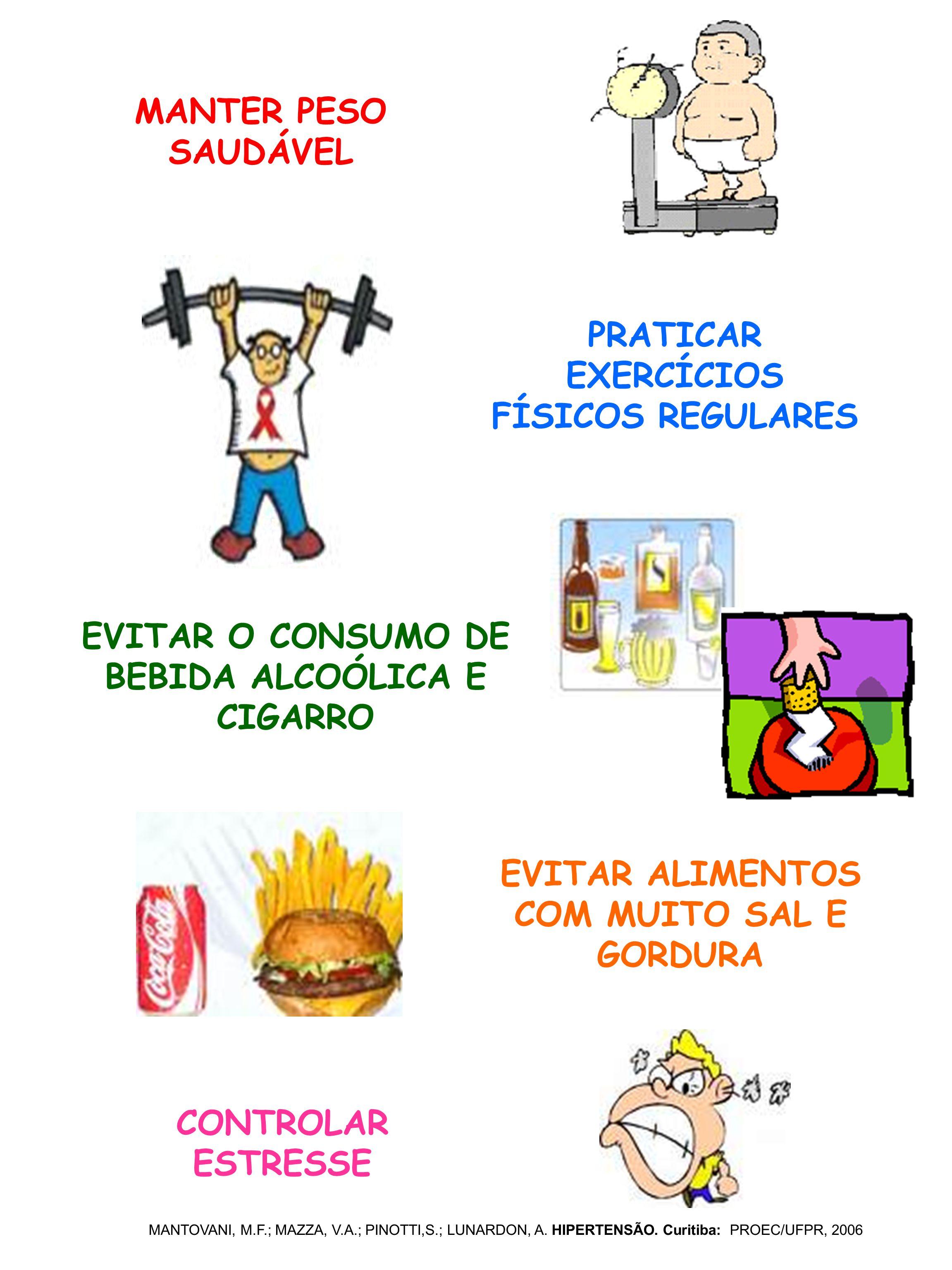 PRATICAR EXERCÍCIOS FÍSICOS REGULARES