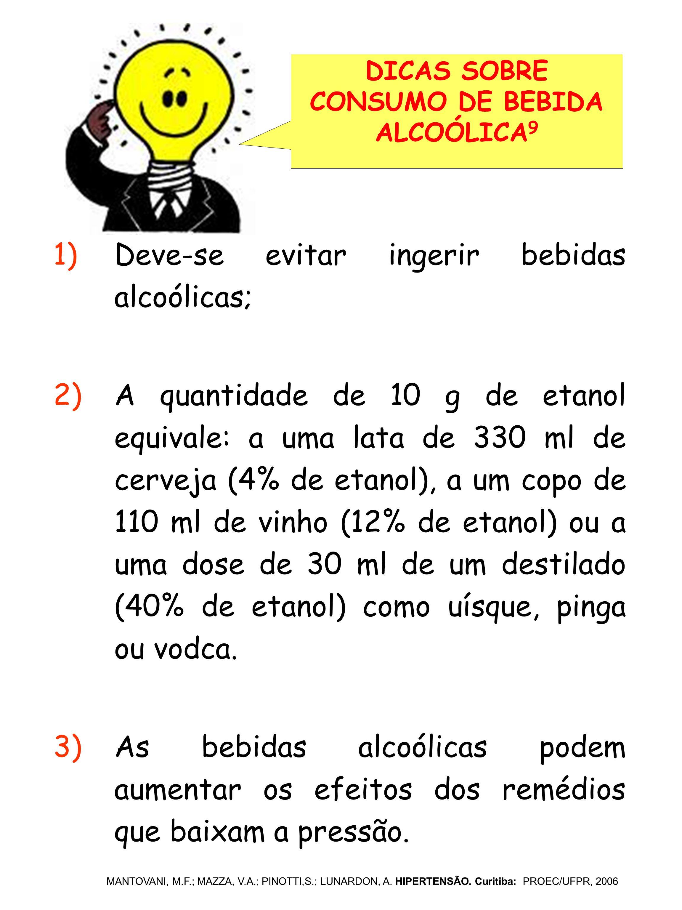 DICAS SOBRE CONSUMO DE BEBIDA ALCOÓLICA9