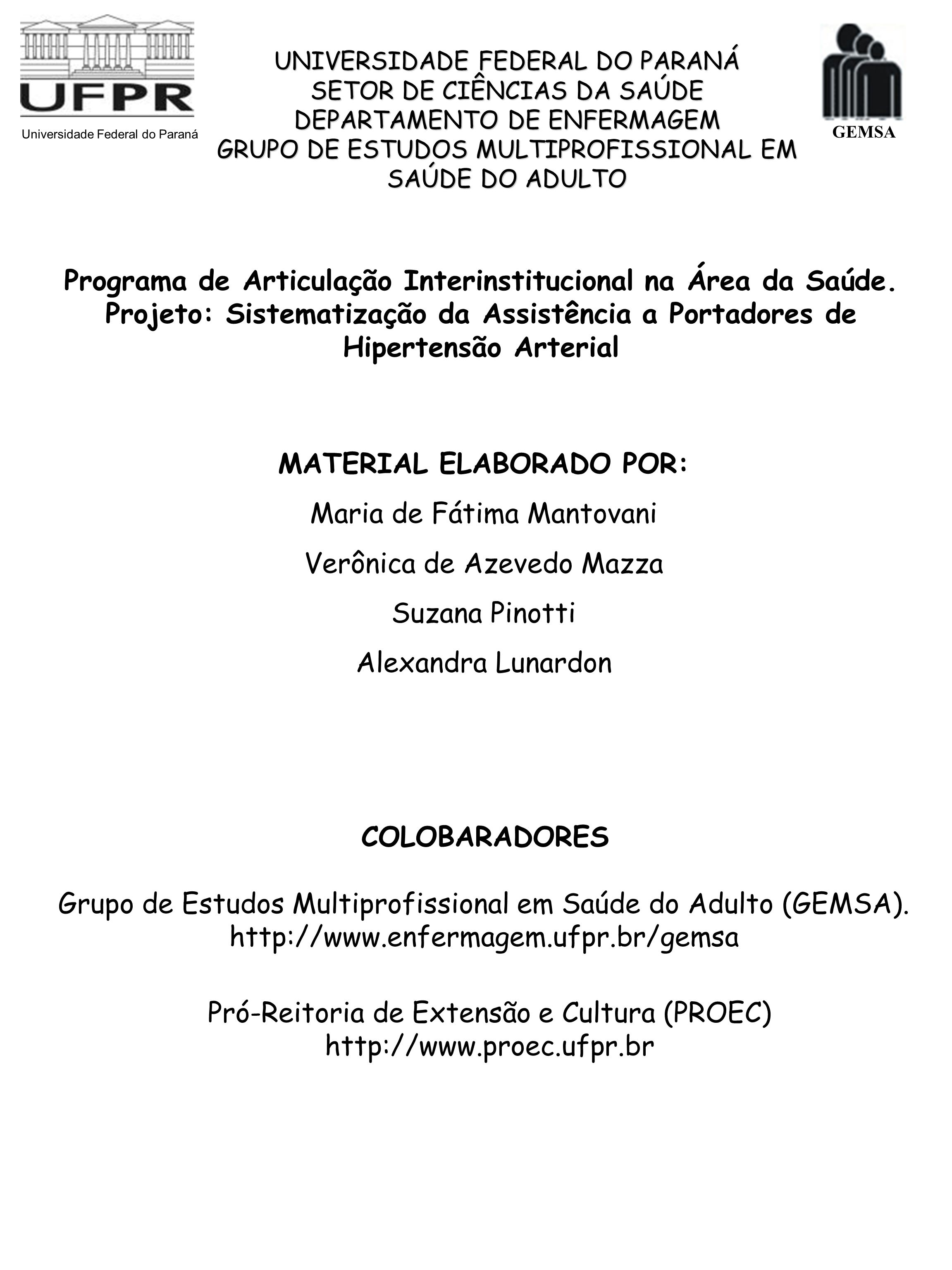 MATERIAL ELABORADO POR: