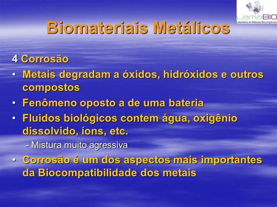 Biomateriais Metálicos