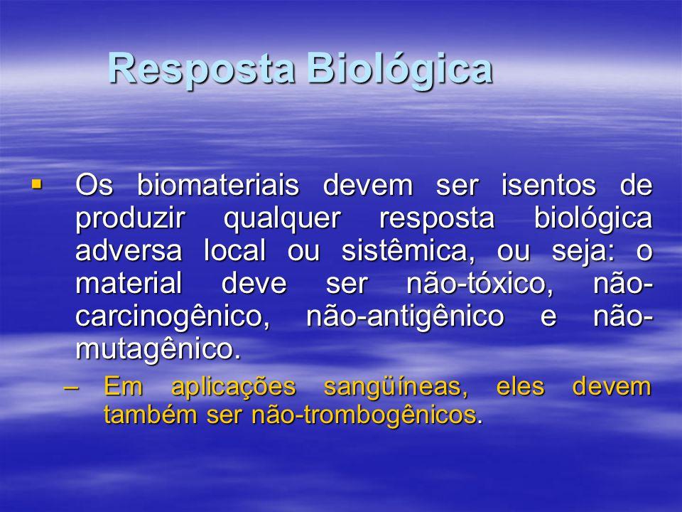 Resposta Biológica