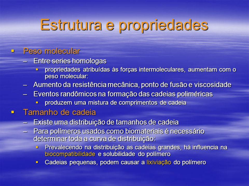 Estrutura e propriedades