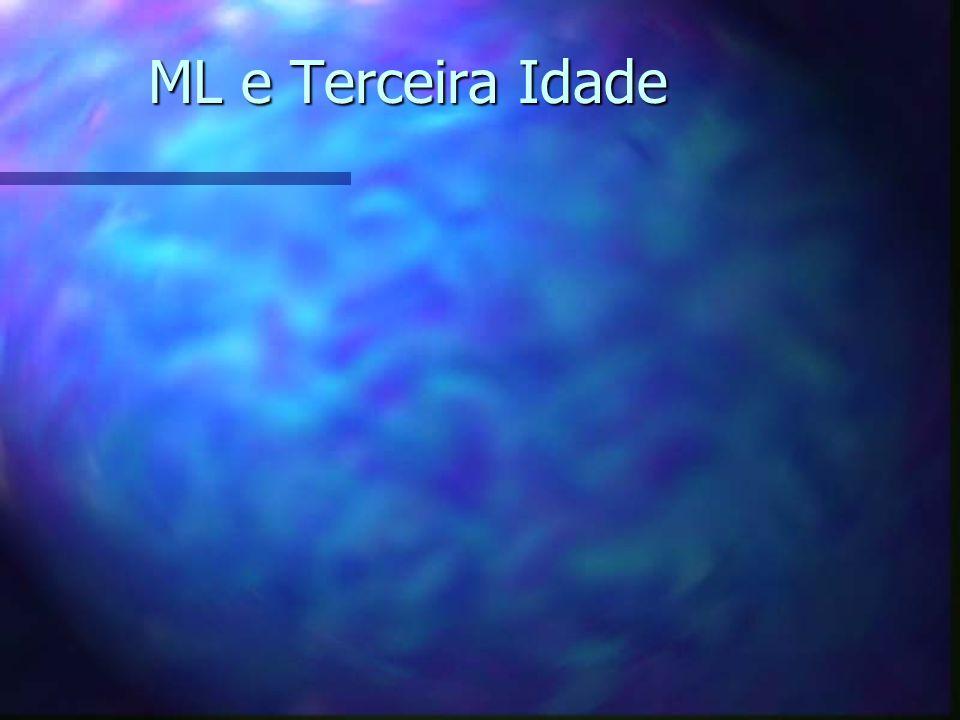ML e Terceira Idade