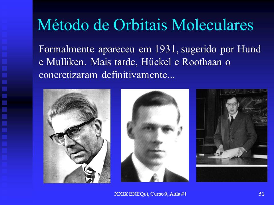 Método de Orbitais Moleculares