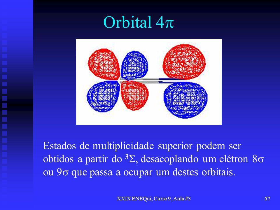 XXIX ENEQui, Curso 9, Aula #3