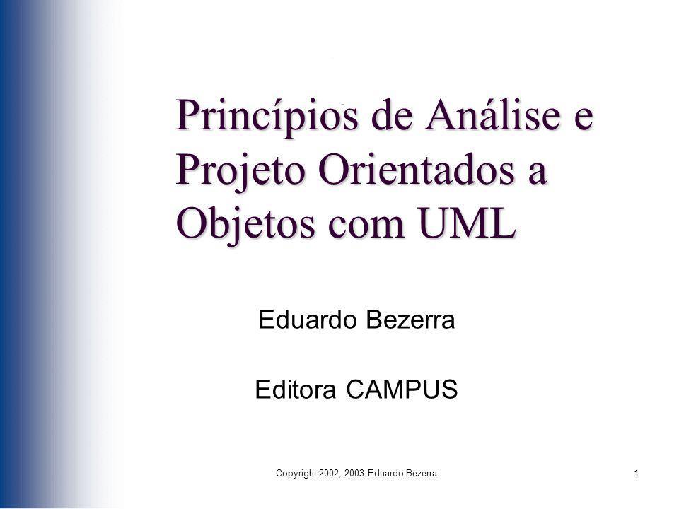 Princípios de Análise e Projeto Orientados a Objetos com UML