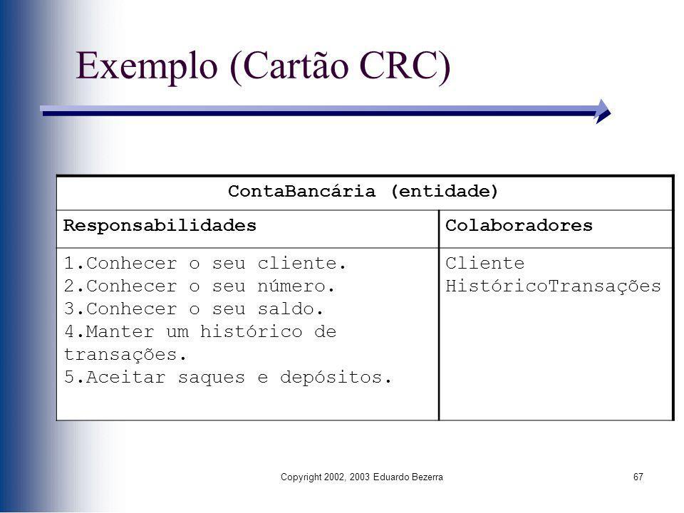 ContaBancária (entidade)