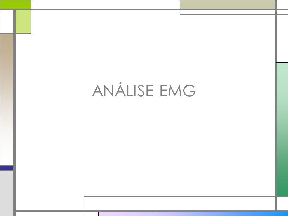 ANÁLISE EMG