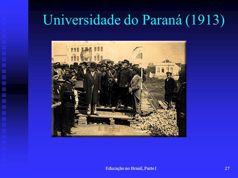 Universidade do Paraná (1913)