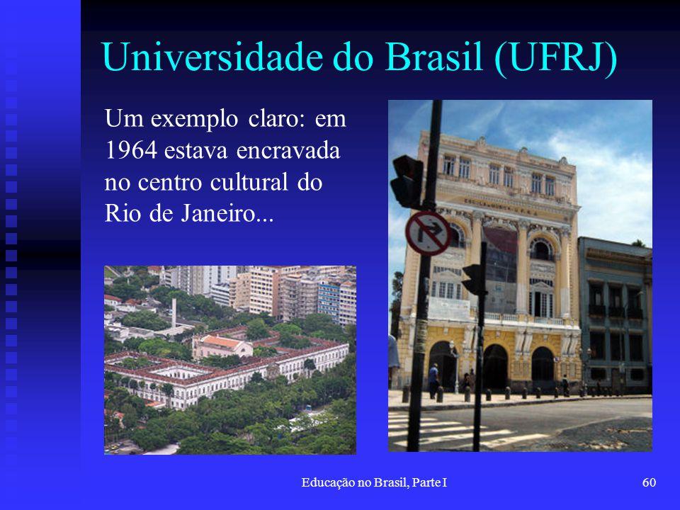 Universidade do Brasil (UFRJ)